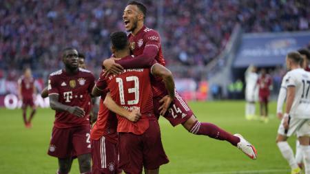 Liga Jerman Bayern Munchen vs Hoffenheim - INDOSPORT