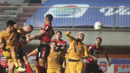 Hasil BRI Liga 1 Bali United vs Bhayangkara FC: The Guardian Rebut Puncak - INDOSPORT