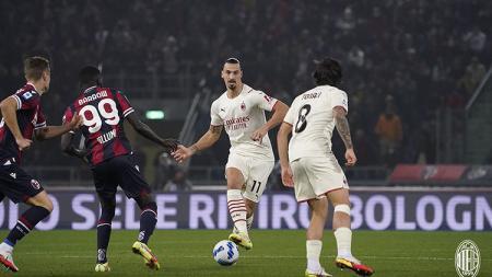 AC Milan mendapatkan kabar baik menjelang pertandingan melawan Torino dalam lanjutan Liga Italia yang akan berlangsung hari Rabu (27/10/21) dini hari WIB. - INDOSPORT