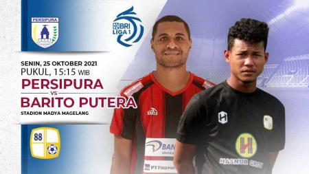 Tim Persipura Jayapura akan menghadapi ujian berat dengan menantang tim yang ingin bangkit dari zona degradasi, Barito Putera, dalam laga ke-9 kompetisi Liga 1. - INDOSPORT