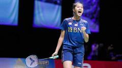 Indosport - Hasil manis didapatkan oleh pebulutangkis tunggal putri Indonesia, Putri Kusuma Wardani, saat menjuarai Czech Open 2021 usai menundukkan wakil Malaysia.