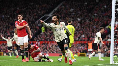 Manchester United vs Liverpool - INDOSPORT
