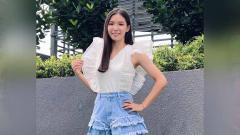 Indosport - Eks pebulutangkis ganda putri Malaysia, Chow Mei Kuan, makin tampil modis bak model semenjak mengumumkan gantung raket pada Senin (16/08/21).