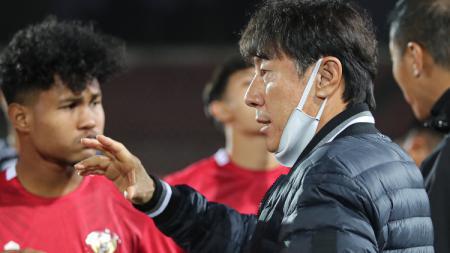 3 Catatan Usai Kualifikasi Piala Asia U-23 Timnas Indonesia vs Australia - INDOSPORT