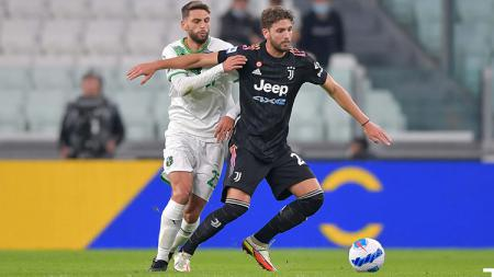 Juventus vs Sassuolo di pekan ke-10 Liga Italia. - INDOSPORT