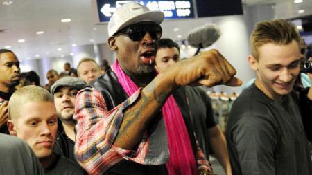 Siapa yang tak kenal dengan legenda NBA, Michael Jordan? Sempat jadi shooting guard terbaik Chicago Bulls, dirinya juga selamatkan karier Dennis Rodman. - INDOSPORT