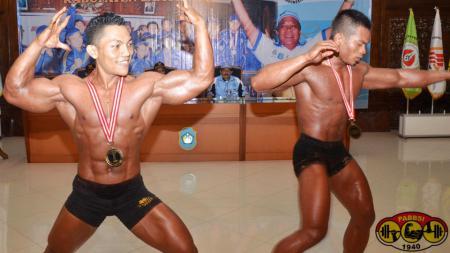 Binaraga masih menjadi olahraga non populer di Indonesia. - INDOSPORT