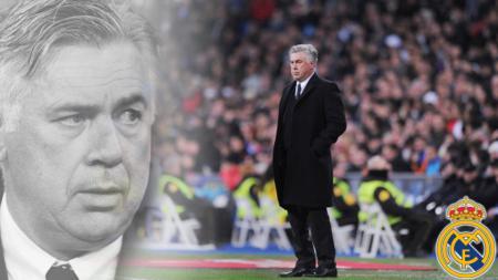 Jika benar gantikan Zinedine Zidane di raksasa LaLiga Spanyol, Real Madrid, nasib Carlo Ancelotti bisa saja berakhir miris sekali lagi. - INDOSPORT