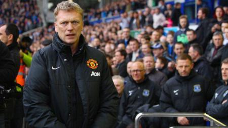 Mantan pelatih Manchester United, David Moyes bongkar rasanya bisa bekerjasama dengan Ed Woodward selaku petinggi klub berjulukan Setan Merah itu. - INDOSPORT