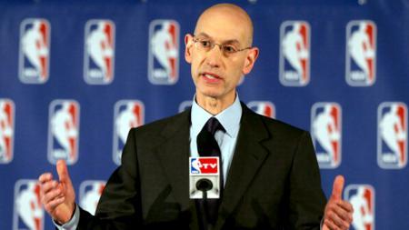 Di tengah pandemi corona yang semakin meluas, NBA justru tengah mempertimbangkan ide untuk menggelar pertandingan. - INDOSPORT
