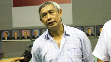 Legenda ganda putra Indonesia, Christian Hadinata angkat suara perihal mendiang Johan Wahyudi yang tutup usia pada Jumat (15/11/10) lalu. - INDOSPORT