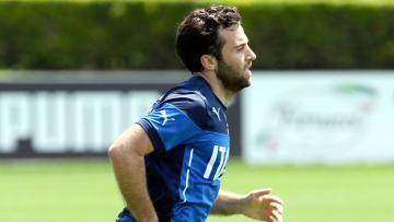 Giuseppe Rossi tak masuk dalam skuad Piala Dunia Italia.