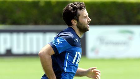 Giuseppe Rossi tak masuk dalam skuad Piala Dunia Italia. - INDOSPORT