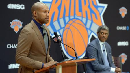 Derek Fisher, mantan pemain LA Lakers. - INDOSPORT