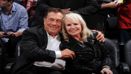 Donald dan Shelly Sterling - INDOSPORT