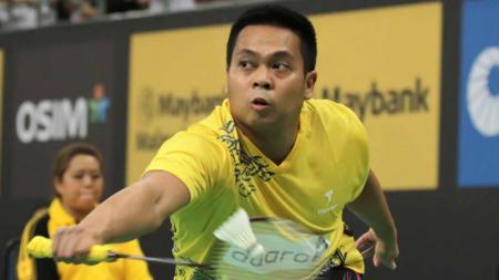 Markis Kido tetap maju ke babak semifinal meski sedang cedera pinggang - INDOSPORT