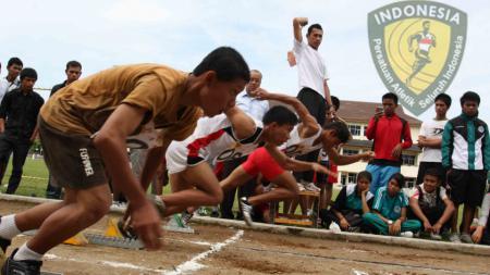 Ilustrasi Cabang Olahraga Atletik - INDOSPORT