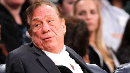 Donald Sterling, pemilik Los Angeles Clippers. - INDOSPORT