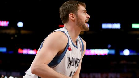 Kevin Love (Minnesota Timberwolves) - INDOSPORT