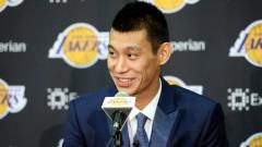Indosport - Jeremy Lin, mantan bintang Golden State Warriors dan Toronto Raptors
