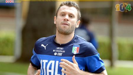 Antonio Cassano. - INDOSPORT