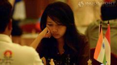Indosport - Irene Kharisma Sukandar akan mengikuti Kejuaraan Dunia Catur Wanita FWWC 2017.