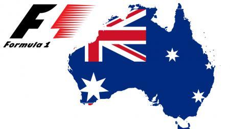 F1 Australia. - INDOSPORT