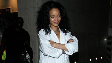 Robyn Rihanna Fenty atau Rihanna. - INDOSPORT