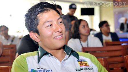 Rio Haryanto akan fokus di empat balapan terakhir GP2. - INDOSPORT