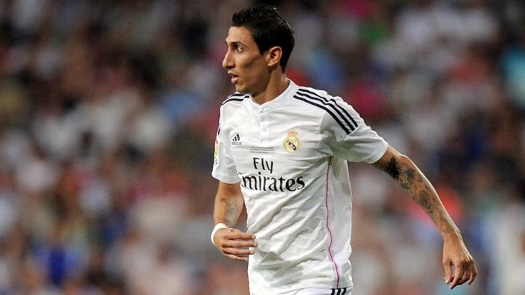 Angel di Maria (Real Madrid) Copyright: GETTY IMAGES