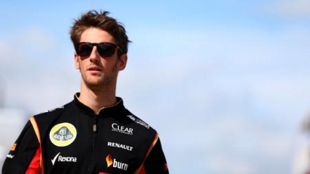 Romain Grosjean - INDOSPORT