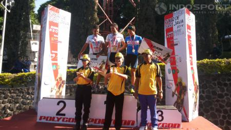 Pebalap Iran dominasi Tour de East Java 2014. - INDOSPORT