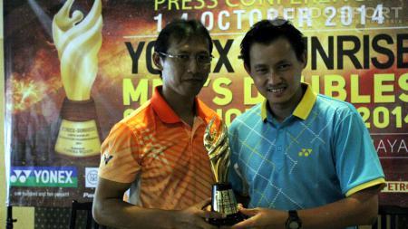 Termasuk Legenda Ganda Putra Indonesia, Deretan Pebulutangkis Top yang Pernah Terseret Kasus Doping. - INDOSPORT