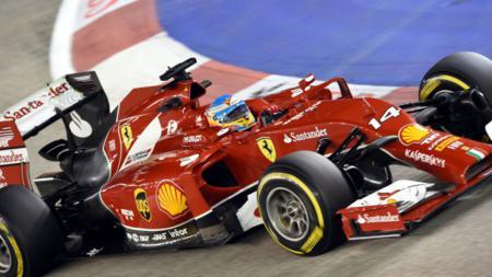 Fernando Alonso (Ferrari) - INDOSPORT