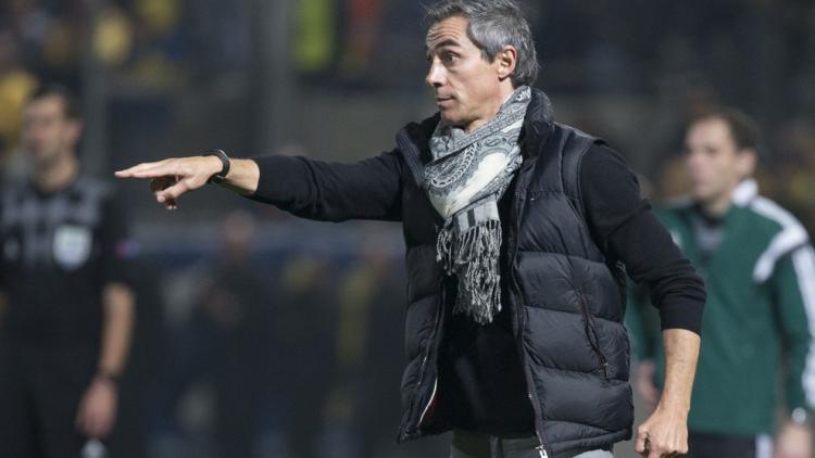 Paulo Sousa (Pelatih FC Basel) Copyright: UEFA