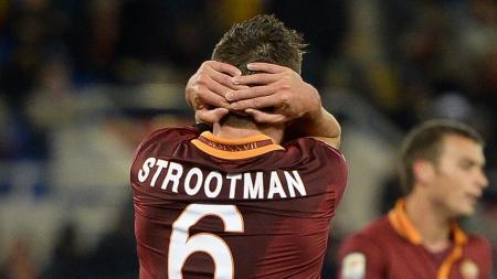 Kevin Strootman (AS Roma/Belanda) - INDOSPORT