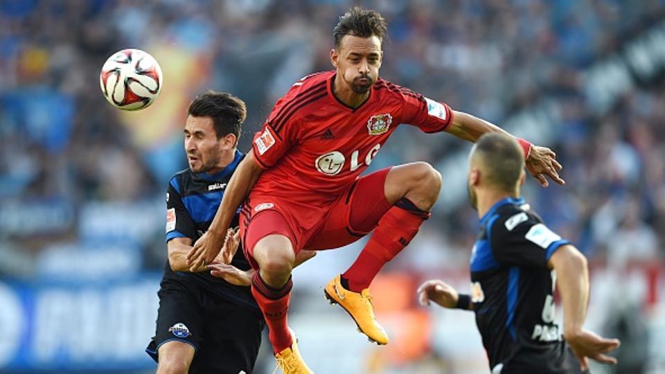 Leverkusen vs SC Paderborn Copyright: GETTY IMAGES