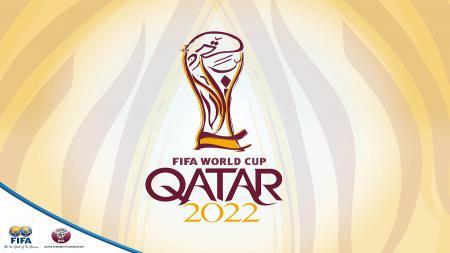 Pandemi virus Corona (Covid-19) tak membuat persiapan Qatar sebagai penyelenggara Piala Dunia 2022 terhambat. - INDOSPORT