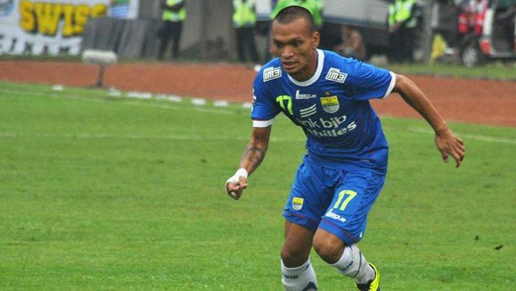 Ferdinand Sinaga (Persib Bandung) Copyright: GOAL