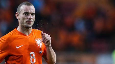 Wesley Sneijder - INDOSPORT