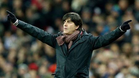 Pelatih tim nasional Jerman, Joachim Low. - INDOSPORT