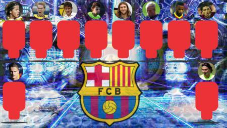 10 Pemain yang gagal di Barcelona - INDOSPORT