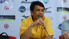 Indosport - Jafri Sastra, pelatih Mitra Kukar.