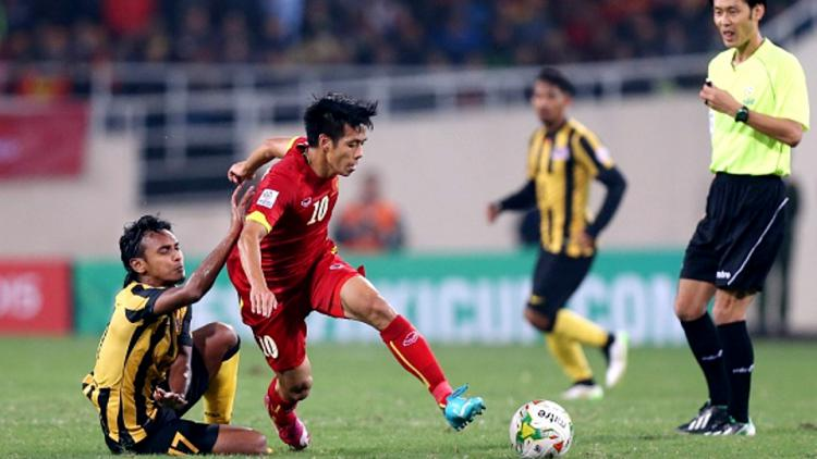 Vietnam vs Malaysia Copyright: GETTY IMAGES