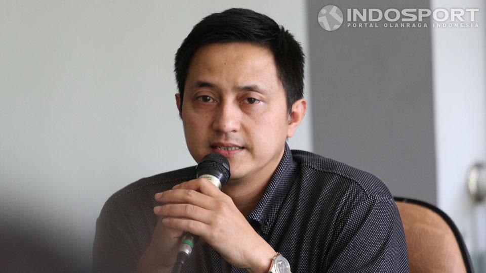 Ricky Subagja Copyright: Herry Ibrahim/INDOSPORT