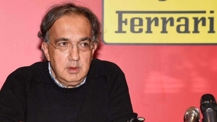 Sergio Marchionne Copyright: GETTY IMAGES