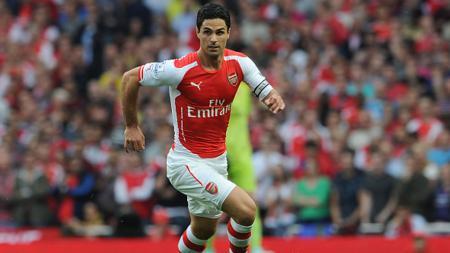 Arsenal diketahui beberapa kali mendatangkan pemain di hari terakhir bursa transfer. Berikut ini 5 rekrutan terbaik mereka yang diboyong di deadline bursa. - INDOSPORT