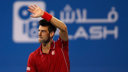 Novak Djokovic - INDOSPORT