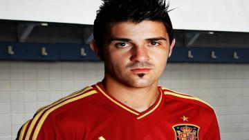 Mantan penyerang Timnas Spanyol, David Villa.
