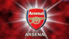 Indosport - Logo Arsenal.